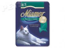Miamor Filet tuniak zelenina 100g
