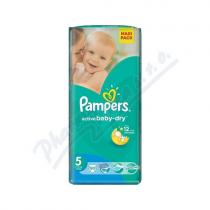 Pampers Active Baby VPP Junior 50 ks