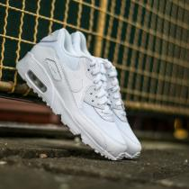 Nike Air Max 90 Mesh (GS) White/ White