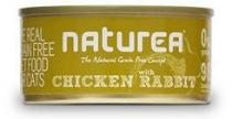Naturea GF Cat Chicken Rabbit 80g