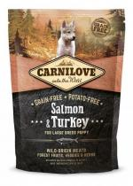 Carnilove Salmon Turkey LB Puppies 1,5kg